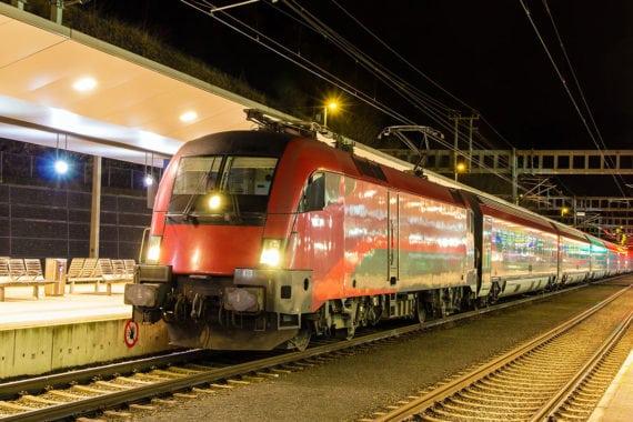 Anreise per Bahn - Ferienwohnungen Eckart
