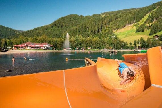 Baden – Ferienwohnungen Eckart in Altenmarkt-Zauchensee