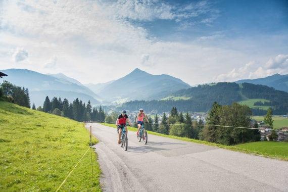 Biken – Ferienwohnungen Eckart in Altenmarkt-Zauchensee