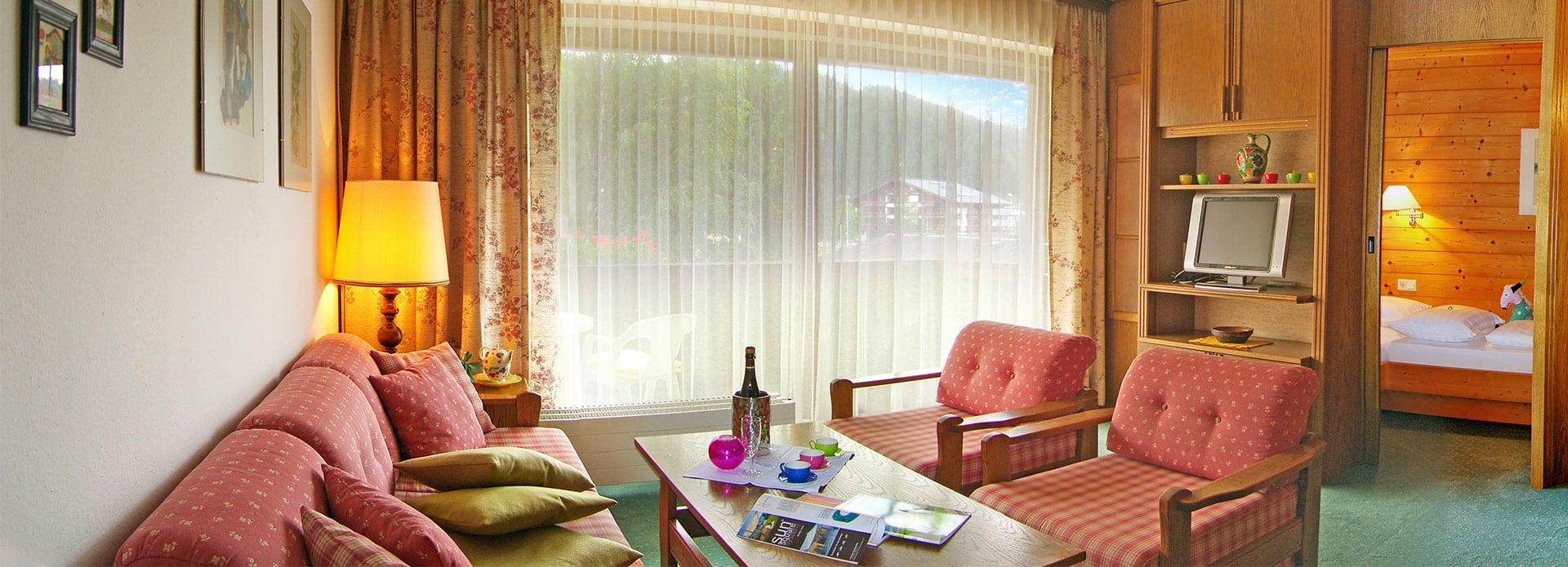 Ferienwohnung Marie - Ferienwohnung in Altenmarkt für Ihren Urlaub im Salzburger Land