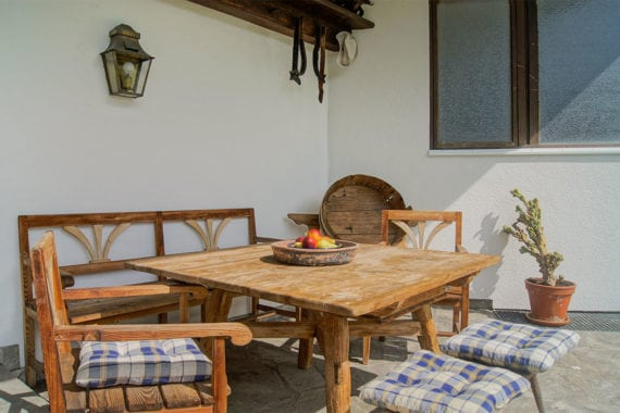 Garten - Haus Eckart, Ferienwohnungen in Altenmarkt im Pongau