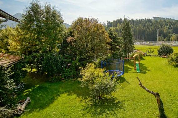 Kinderspielplatz - Haus Eckart, Ferienwohnungen in Altenmarkt im Pongau
