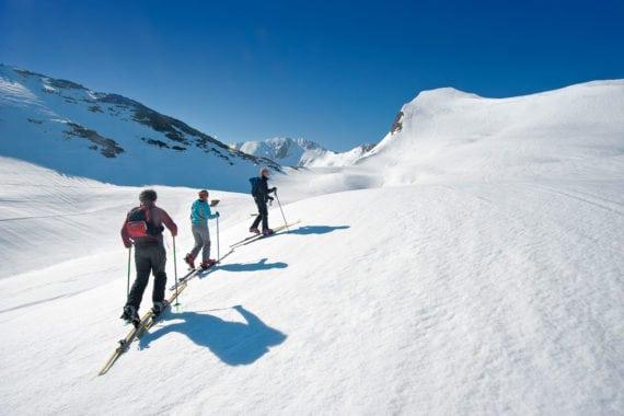 Skitour – Ferienwohnungen Eckart in Altenmarkt-Zauchensee
