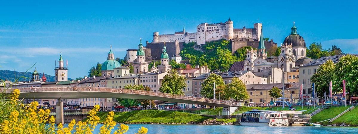 Festung Hohensalzburg –Tagesausflüge in Ihrem Sommerurlaub und Winterurlaub in Altenmarkt im Pongau, Salzburger Land
